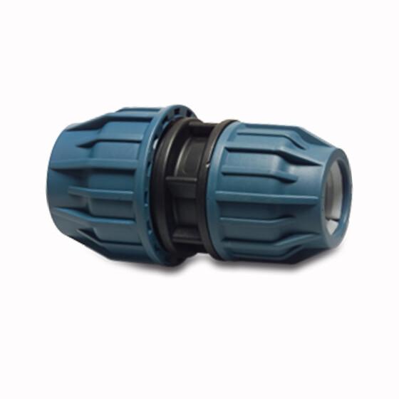 PP Klemmkupplung Jason  für 40 mm PE DruckrohrGartenbewässerungKupplung
